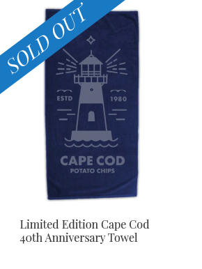 Cape Cod 40th Anniversary Towel