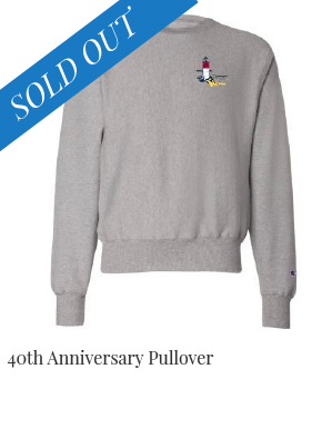 Cape Cod 40th Anniversary Pullover