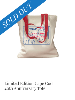Cape Cod 40th Anniversary Tote
